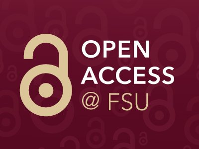 open access at fsu graphic