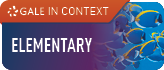 Logo and link to Elementary (Gale In Context)