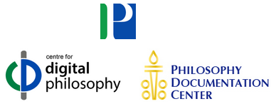 Logo and link to PhilPapers