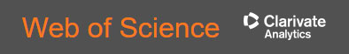 Logo and link to Social Sciences Citation Index