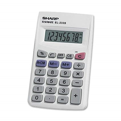 four function calculator