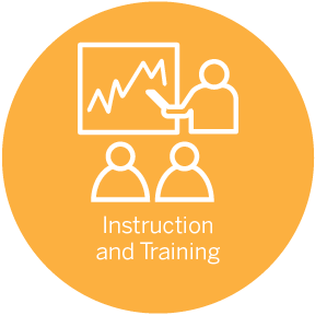 Instruction and Training