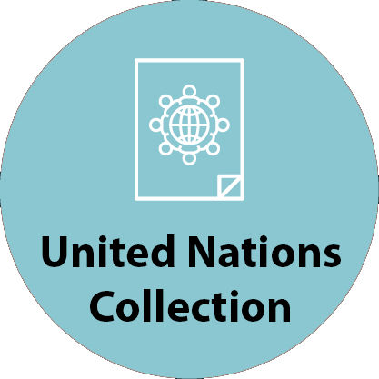 United nations collection icon